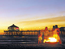 Does Newport Beach Have Fire Pits - new regs to limit beach bonfires near homes u2013 the log