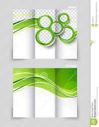 tri fold brochure template free download tri fold brochure template design stock vector image 44796114
