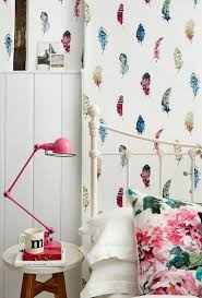 Interior Wallpaper Desings by The 25 Best Feather Wallpaper Ideas On Pinterest Simple Lock