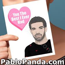 Drake Birthday Meme - drake funny birthday card 21st birthday for him 30th card