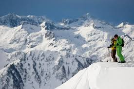 backcountry skiing in baqueira beret one of europe u0027s most