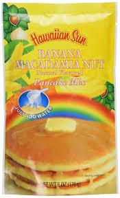 amazon com hawaiian sun pancake mix assortment 6 ounce pack of