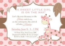 baby shower giraffe baby shower invitation giraffe baby shower invitations marialonghi