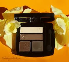 avon chocolate sensation true color eyeshadow quad review and looks