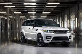 range rover land rover 2015 range rover sport gets new stealth pack for 2015