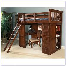 Bunk Bed With Desk And Drawers Bunk Beds With Drawers And Desk Desk Home Design Ideas