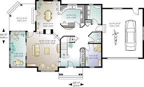 elegant small open house plans home decor ideas