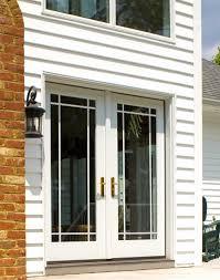 odl clear door glass grilles between glass gbg prairie standard