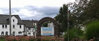Camping Bad Karlshafen Oktoberfest In Der Schützenhalle Helmarshausen