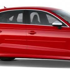 2 door audi a3 audi a3 sedan side molding 2011 2018 fe audi a3