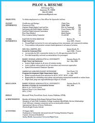 Best Resume Builder In Canada by Learning To Write A Great Aviation Resume