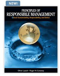 preview textbook u201cprinciples of responsible management u201d center