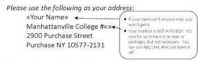post office manhattanville college