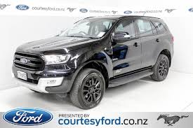 suv ford ford everest fx 2 trend 3 2 auto 2017 courtesy ford new and