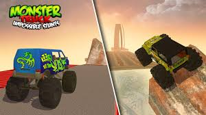 video monster truck accident monster truck impossible stunts android apps on google play