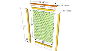 Pvc Pipe Trellis Garden Trellis Plans Diy Home Outdoor Decoration
