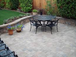 Floor Ideas On A Budget by Square Outdoor Patio Ideas On A Budget Patio Flooring Ideas