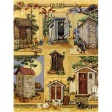 outhouse bathroom ideas country lodge his hers outhouse fabric shower curtain hook set
