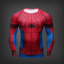 2017 movie spiderman homecoming peter 3d printed quick dry