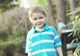 4 year boy died of cancer touching talking about heaven
