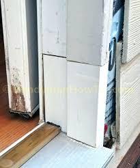 Repair Interior Door Frame Installing A Door Jamb Install Split Jamb Interior Doors