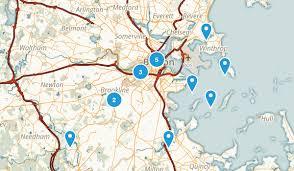 boston tourist map best trails near boston massachusetts alltrails com