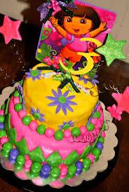 dora cakes