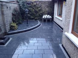 Slabbed Patio Designs Dublin Patio Contractor Quality Workmanship