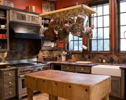 Butcher Block Table Houzz - Kitchen butcher block tables
