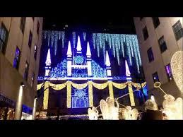 christmas light show 2016 saks fifth avenue christmas light show 2015 nov 28 2015 youtube