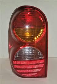 2004 jeep liberty tail light used 2003 jeep liberty tail lights for sale