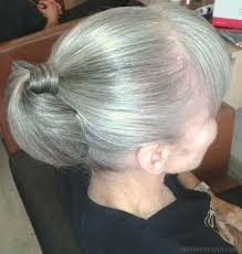mature pony tail hairstyles 69 short hairstyles for old women
