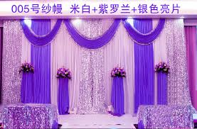 stage backdrops express free shipping wedding stage backdrops decoration
