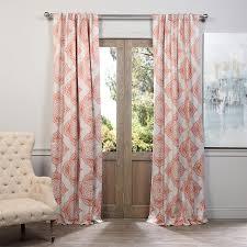 shop exclusive fabrics u0026 furnishing henna 96 in polyester rod