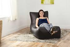 chaise longue bean bag u0026 inflatable furniture ebay
