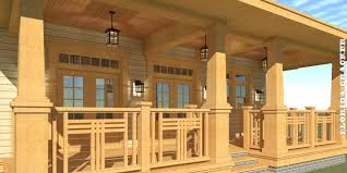 florida style house plans ranch cracker wrap around porch with
