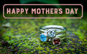 s day birthstone rings stackable birthstone rings for a stylish gift to show your