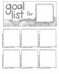 Setting Smart Goals Worksheet Are Being Archived It Is Sales Template Itinerary Sample Sales