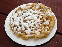 funnel cake cook diary