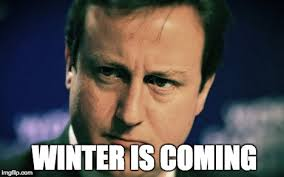 Winter Is Coming Meme Maker - election 2015 imgflip