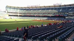 monster truck show anaheim stadium angel stadium section 104 rateyourseats com