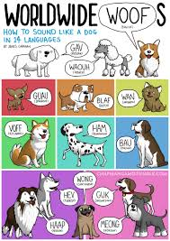 how do animals sound in different languages bored panda