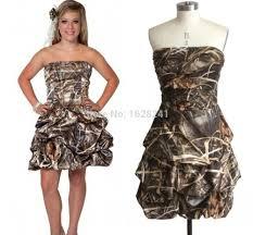 camo bridesmaid dresses cheap camo prom dresses cheap vosoi