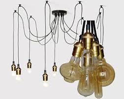 modern lighting etsy
