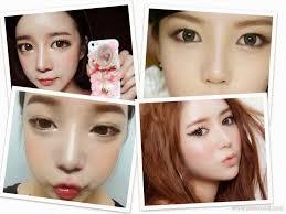 tutorial make up mata sipit ala korea tutorial make up sipit ala korea