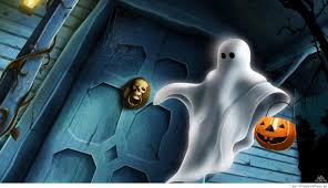 tomorrow is halloween funny ghost picture hd wallpaper u2013 thefunnyplace