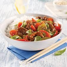basilic cuisine sauté de boeuf à fondue au basilic recettes cuisine et