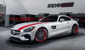 lowered amg renntech amg gt s next level of performance