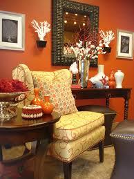impressive decoration burnt orange living room inspiring design