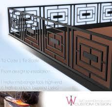 Design For Staircase Railing Best 25 Iron Handrails Ideas On Pinterest Wrought Iron Handrail